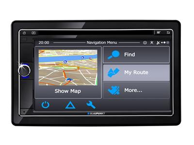 Autorádio BLAUPUNKT CapeTown 945 World, Android, DVD/USB/SD/BT, 2DIN