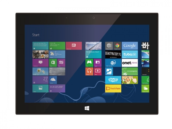 "ACCENT tablet 2 v 1 TB880/ Quad Core/ 1G RAM/ 16GB/ 8,9"" IPS/ Windows 8.1 + Office 365/ Wi-Fi/ CZ klávesnice"