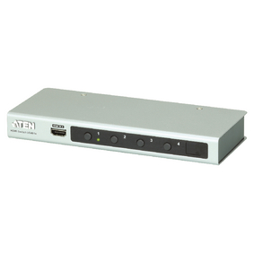 Aten 4Port HDMI Switch 4K2K,RS232,IR