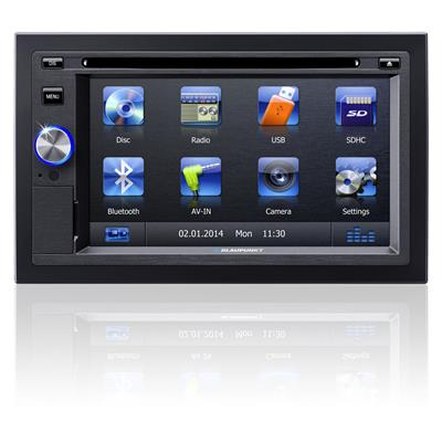 Autorádio BLAUPUNKT SanDiego 530 World, DVD/MP3/WMA/Radio, USB, 2DIN