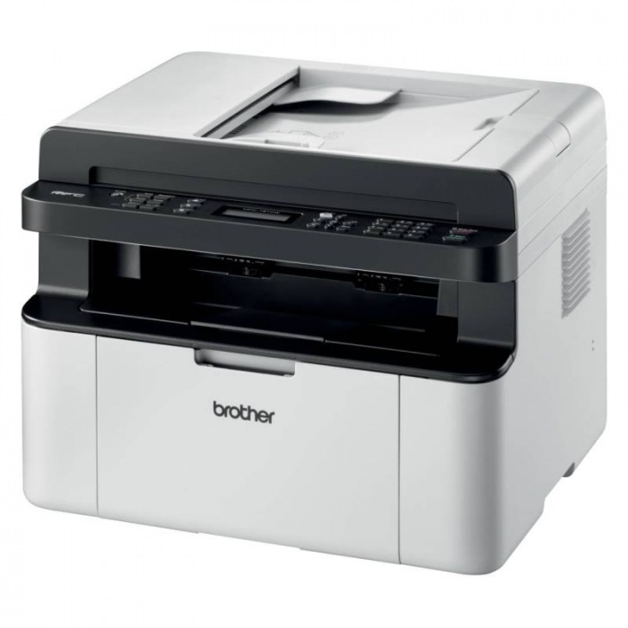 BROTHER laser MFC-1910WE/ A4/ 2400x600 dpi/ print/ copy/ scan/ fax/ USB/ Wi-Fi/ ADF