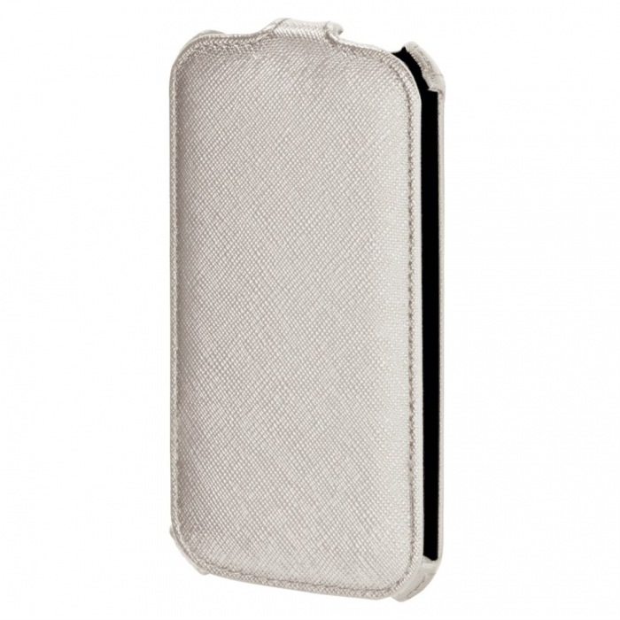Flap Case Mobile Phone Window Case for Sams. GT-i 9300 Galaxy S III, wh.