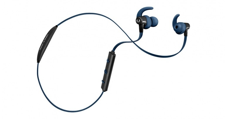 FRESH ´N REBEL Lace Sports Earbuds Bluetooth sluchátka, indigově modrá