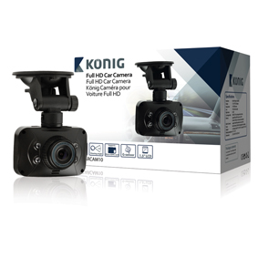 Konig Full HD kamera SAS-CAM10 do auta