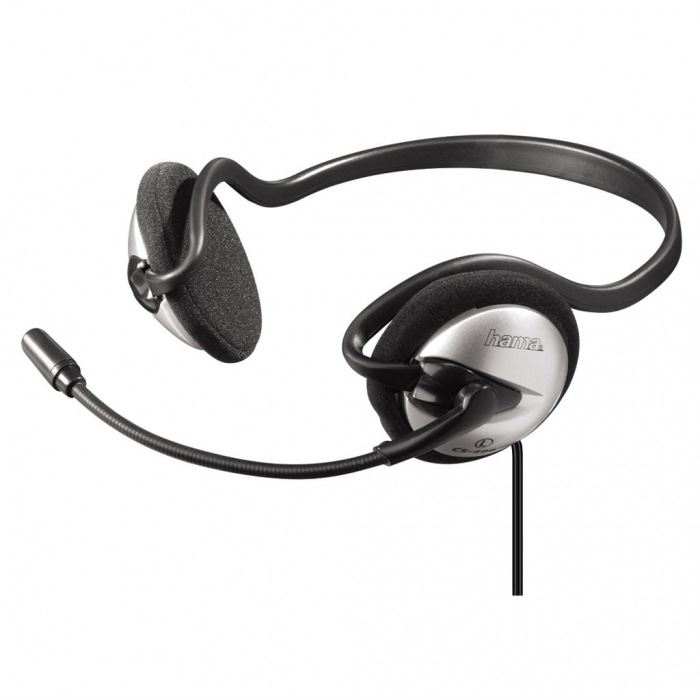 Hama CS-499 PC Neckband Headset
