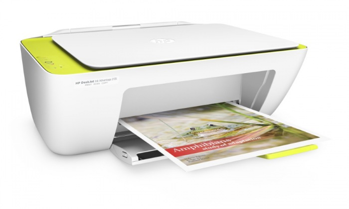 HP All-in-One Deskjet Ink Advantage 2135/ A4/ 7,5/5,5ppm/ print+scan+copy/ USB