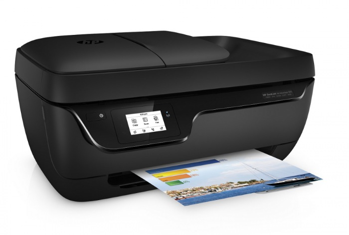 HP All-in-One Deskjet Ink Advantage 3835/ A4/ 8,5/6ppm/ print+scan+copy+fax/ USB/ Wifi