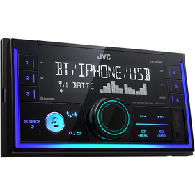 JVC KW-X830BT 2DIN AUTORÁD. S USB/MP3/BT