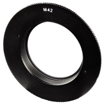 Lens Adapter M 42 for Canon EOS