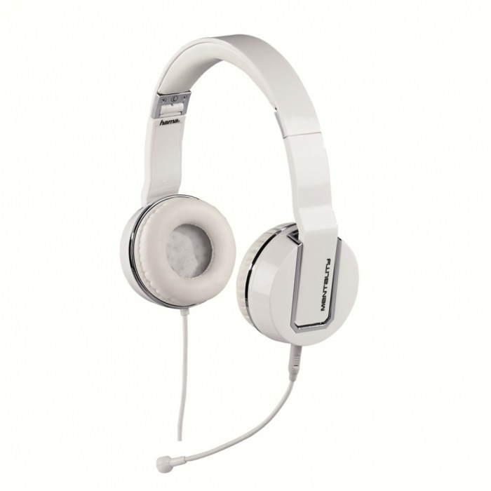 Mentality PC Headset, white