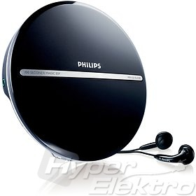 PHILIPS EXP2546/12 PŘENOSNÝ CD/MP3 PŘ.