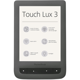 POCKETBOOK 626 Touch Lux3 6'' e-book gr