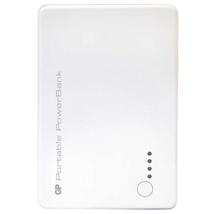 Power bank GP N304PE 10400mAh bílý