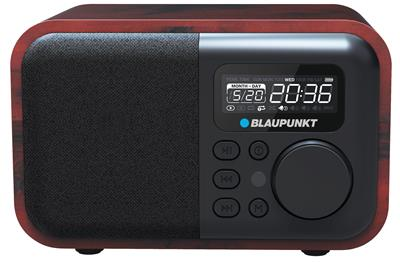 Rádio BLAUPUNKT HR10BT, FM PLL/SD/USB/AUX, Bluetooth, budík