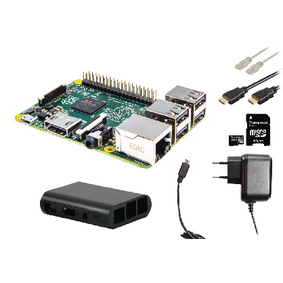 Raspberry Pi starter kit + WiFi + NOOBS software tool