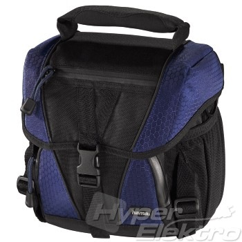 Rexton 110 Camera Bag, black/blue
