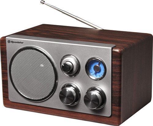 Roadstar HRA-1245/WD Retro rádio