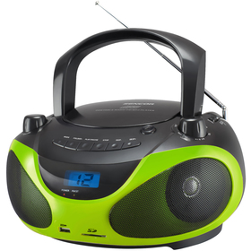 SENCOR SPT 228 BG Radio s CD a MP3
