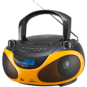 SENCOR SPT 228 BO Radio s CD a MP3