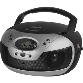 SENCOR SPT 229 B Radio s CD/MP3/USB
