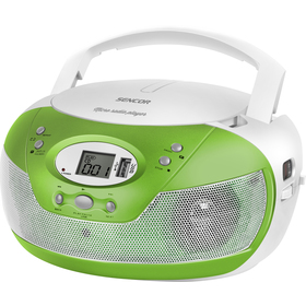 SENCOR SPT 229 GN Radio s CD/MP3/USB