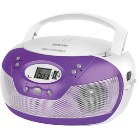 SENCOR SPT 229 PU Radio s CD/MP3/USB
