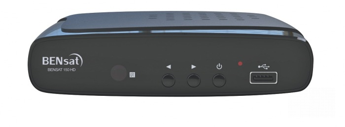 BENSAT BEN150 HD Set top box (dvb-t přijímač)
