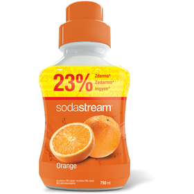 SODASTREAM Sirup Orange 750 ml