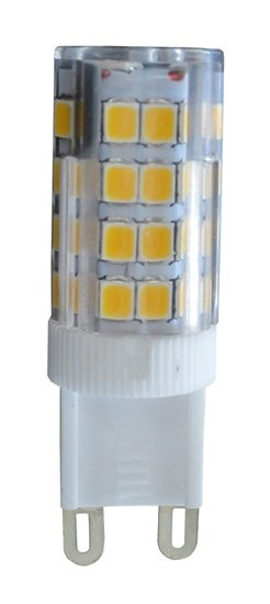 Solight LED žárovka G9, 3,5W, 3000K, 300lm