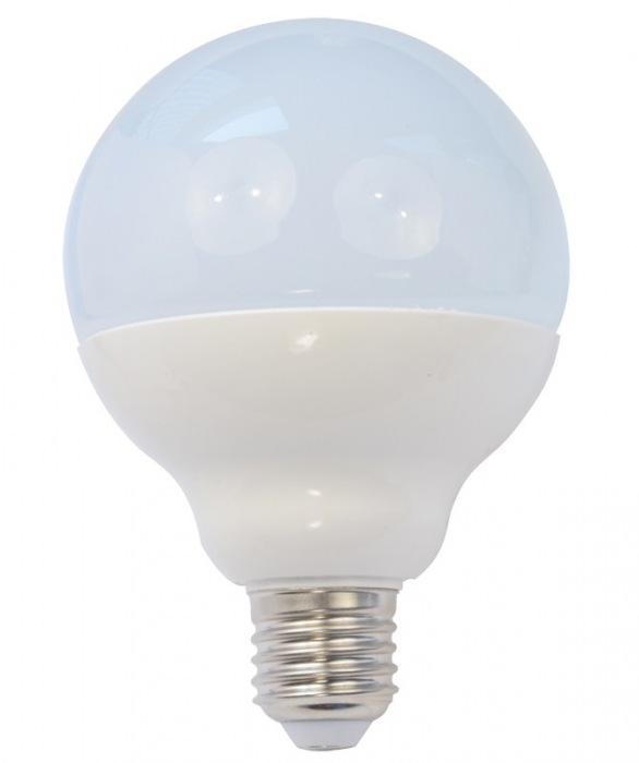 Solight LED žárovka globe, 18W, E27, 3000K, 270°, 1520lm