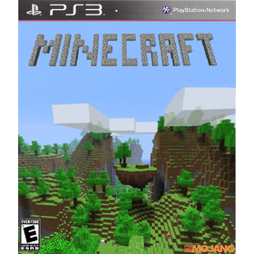 SONY Minecraft hra PS3