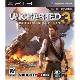 SONY PS3 Uncharted 3 CZ