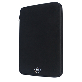 Tablet case neoprene for iPad mini & retina black