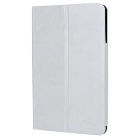 Tablet case pu leather for iPad air white