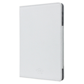 Tablet case pu leather for iPad mini & iPad mini retina white