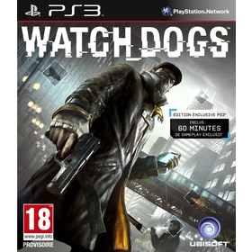 UBISOFT Watch dogs hra PS3