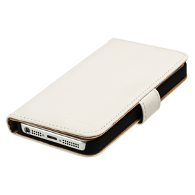 "Wallet book iPhone 6 4,7"" white"