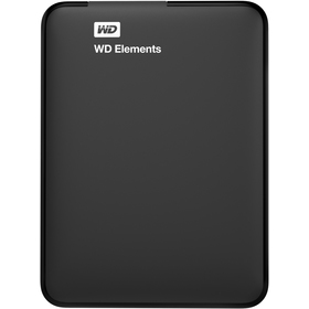 WD HDD 750GB USB3.0 BK Elements