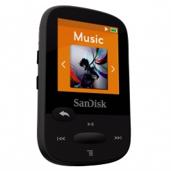 SanDisk MP3 Sansa Clip Sports 4GB černý