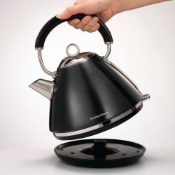Morphy Richards konvice Accents retro Black