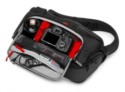 Manfrotto MB MP-S-30BB, foto batoh Sling 30, řady Professional