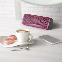 BlueTooth reproduktory KEF MUO Brilliant Rose