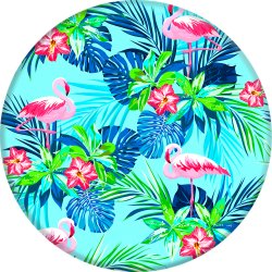 PopSockets Rainforest Flamingos