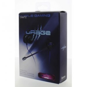 uRage gamingový in-ear headset ChatZ