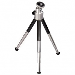 Ball S Mini Tripod, black/silver