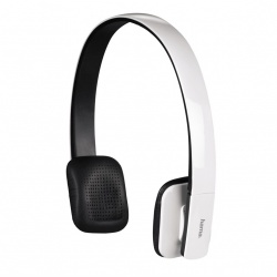 Bluetooth stereo headset Drift, bílý