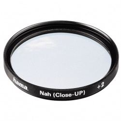 Close-up Lens, N2, 37,0 mm, Coated