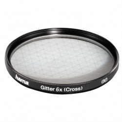 Filtr Gitter/Cross Screen 6x, 52,0 mm