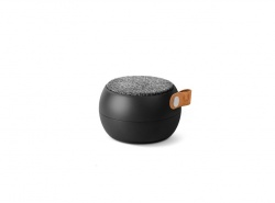 FRESH ´N REBEL Rockbox Round H2O Fabriq Edition Bluetooth reproduktor, šedý