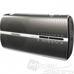 GRUNDIG RP 5200 / Music (Boy) 50 brown   GRUNDIG
